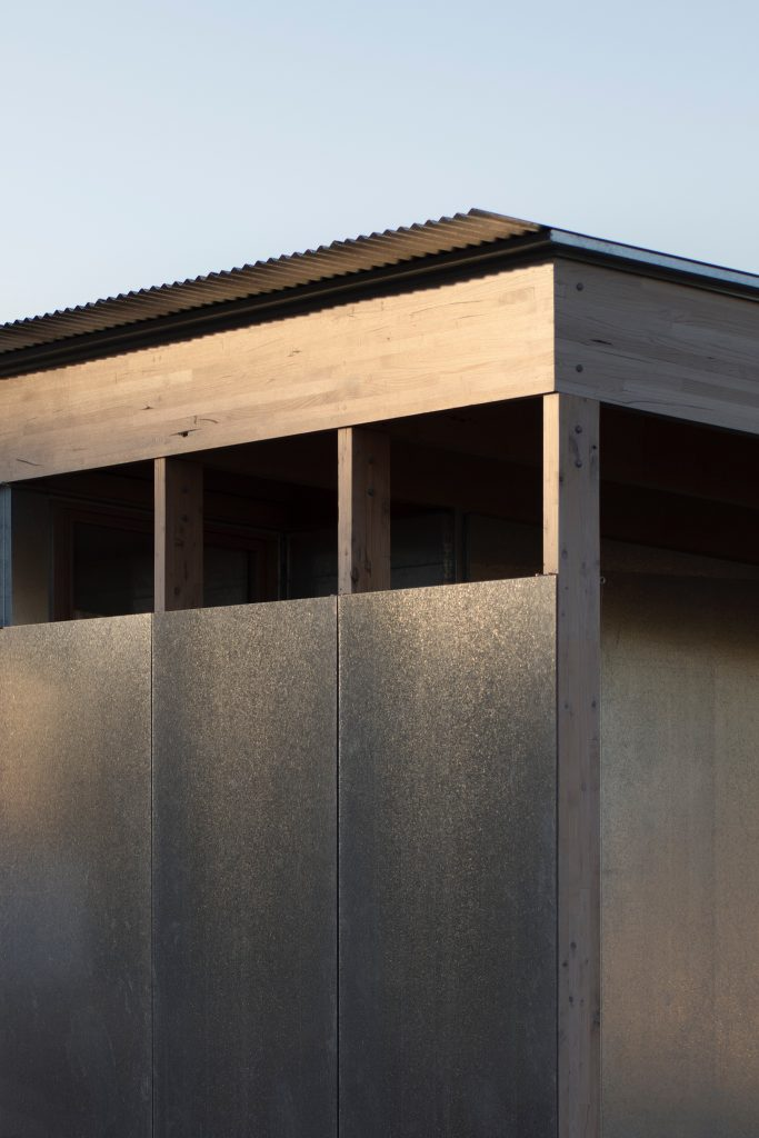 They Worked In Close Collaboration With Lovell Burton Architecture To Create Springhill House