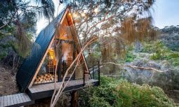 The Crump Treehouse A Childhood Hideaway
