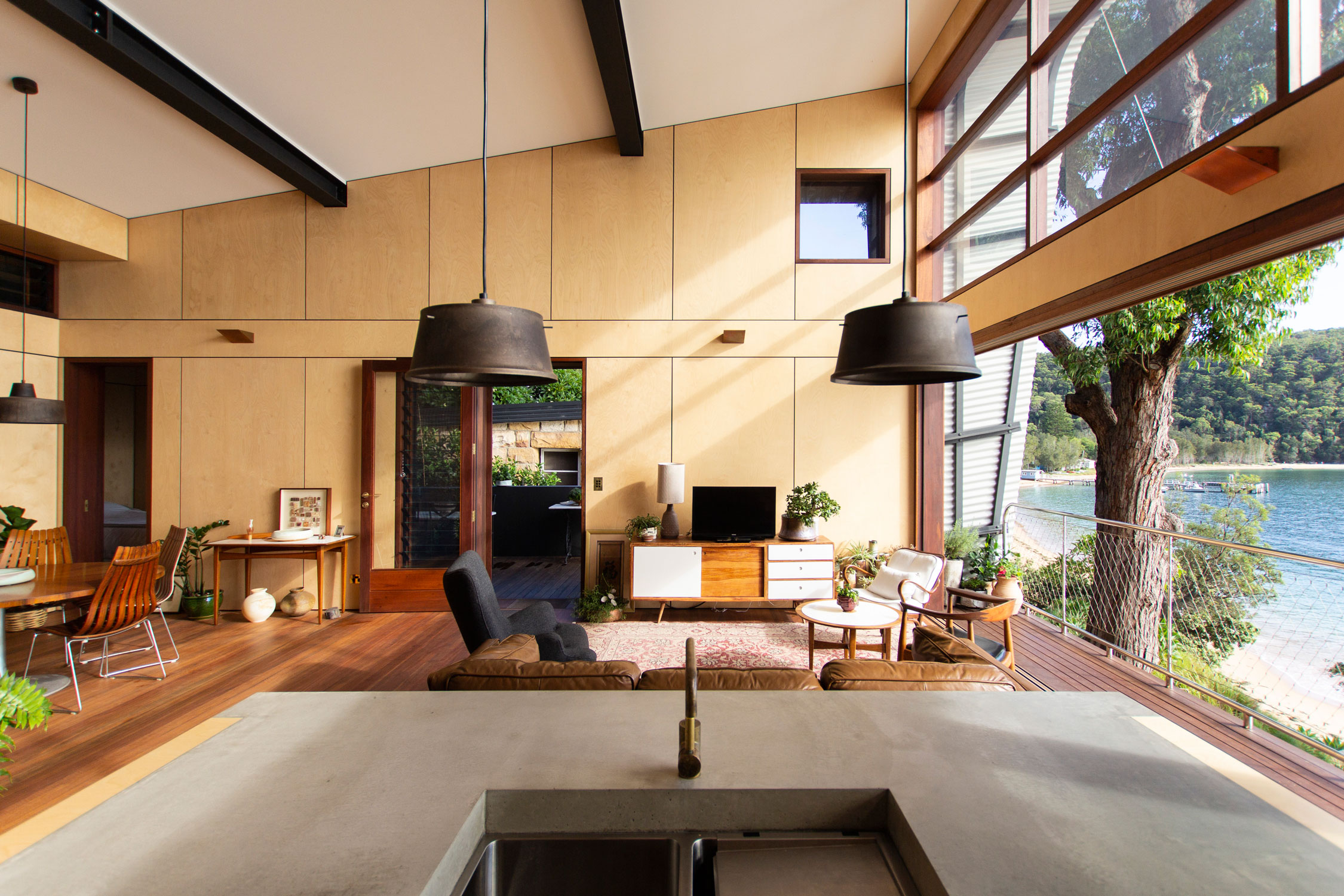 Hart House by Casey Brown Architecture - Australian Beach ...