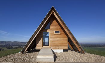 """As They Describe, Jr's Hut Is """"a Place To Switch Off (quite Literally) And Overlook The Distractions Of Modern Life""""."""