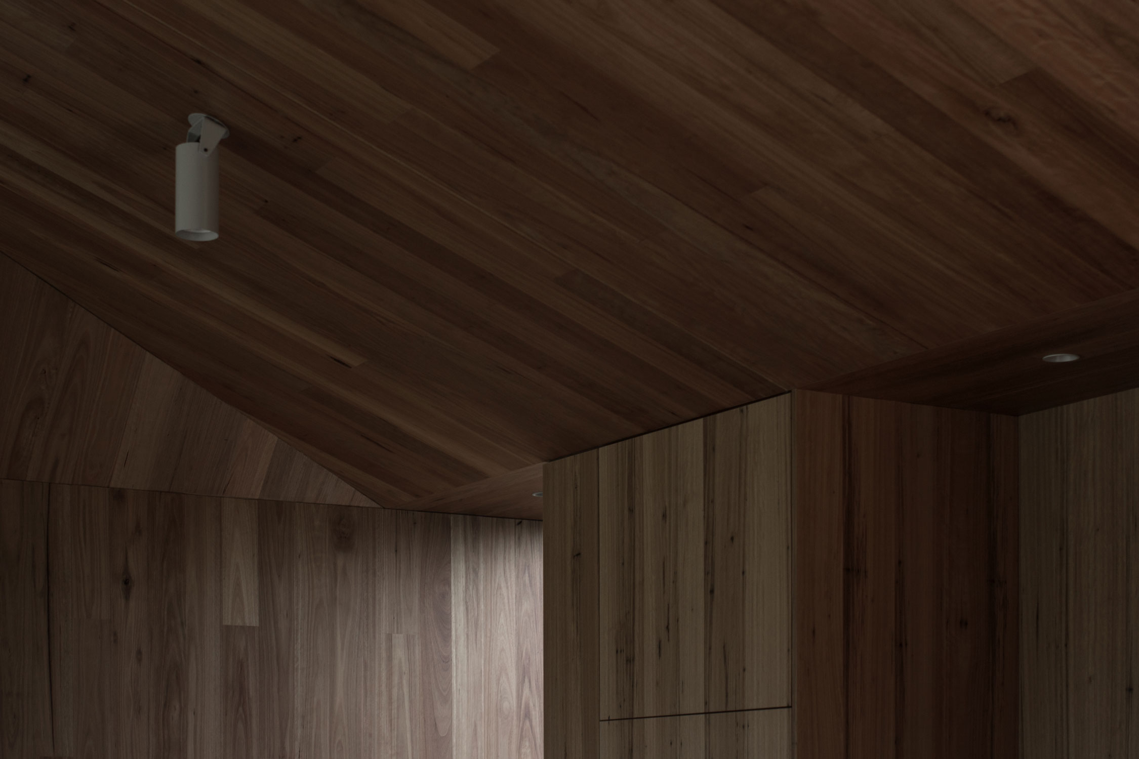 Each Of The Pavilions That Comprise Point Lonsdale Are Clad Identically, Allowing For An Almost Elimination Of Hierarchy