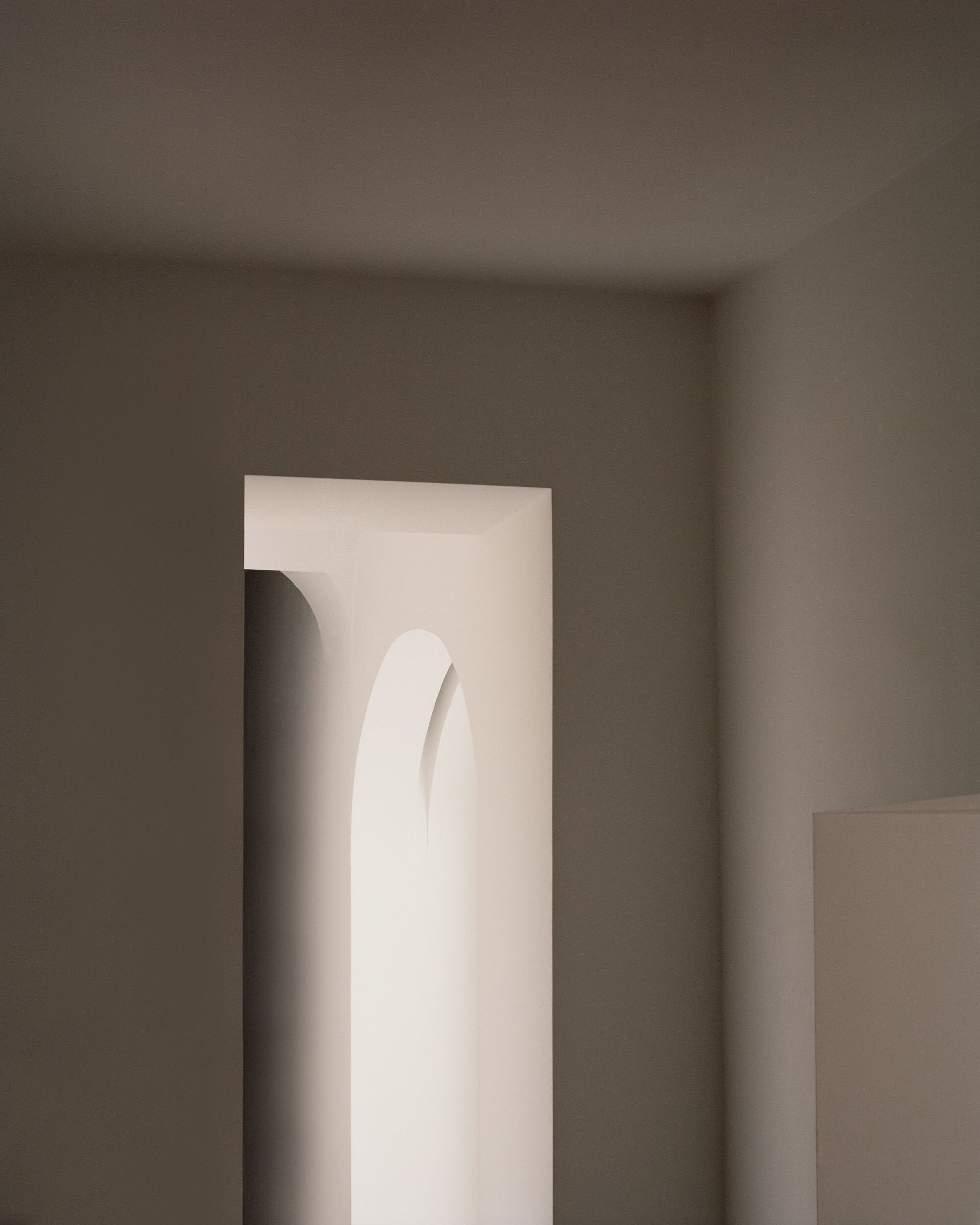 """Pared Back, Even Minimalist In Its Simplicity, Manuel Describes His Work As """"unfinished Art"""