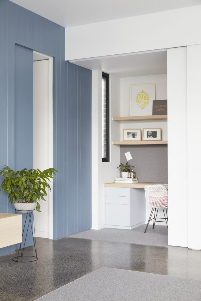 The Brief Was To Open Up The Rear Creating A Bright, Open Plan Living Space, With Ample Storage And Utility Areas For Day To Day Conveni