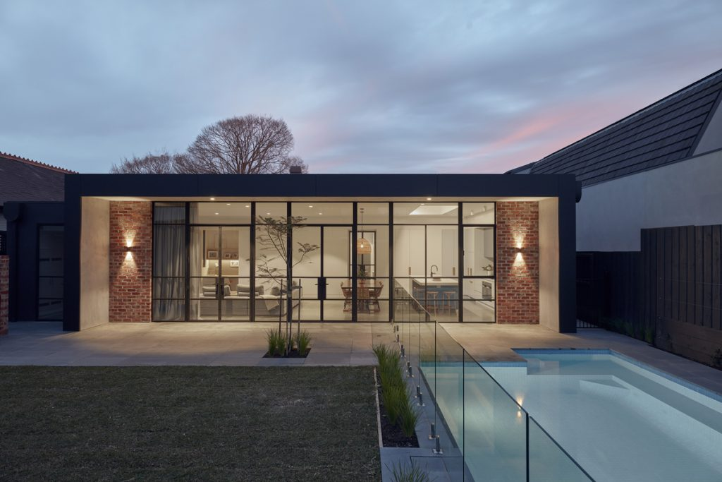 By Utilising The Functional Layout And Large Proportions Of The Front Rooms
