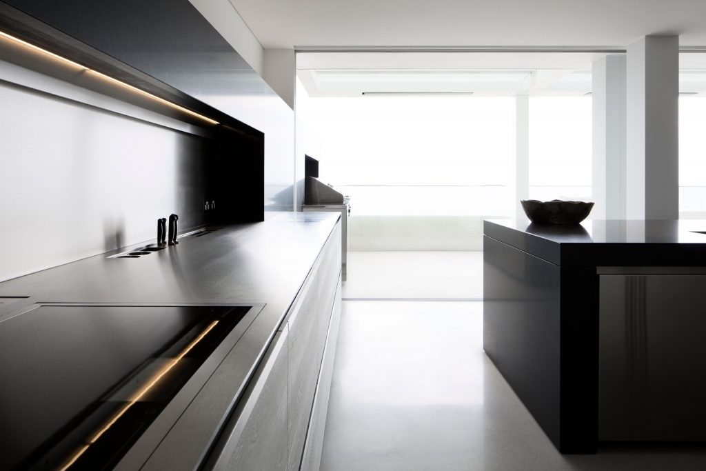 While A Single Timber Clad Volume Conceals A Study, Laundry And Scullery