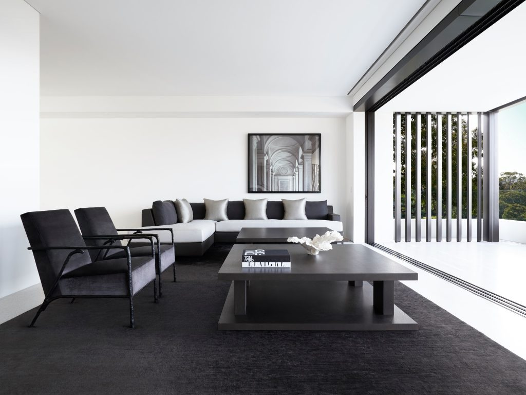 An Atmosphere Of Quiet Luxury Is Further Enhanced By Furniture