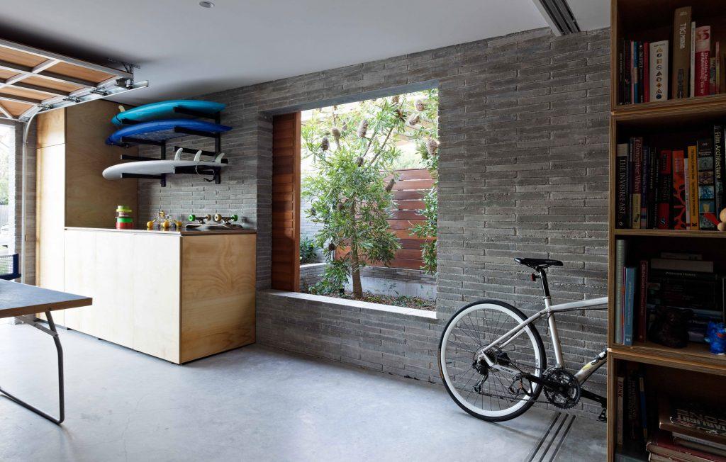 Plywood House Ii, Andrew Burgess
