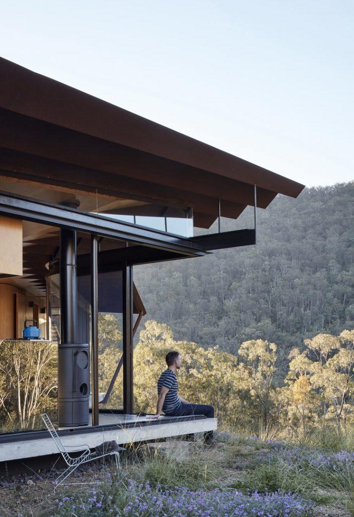 Bellbird Retreat Is Steendyk's 2019 Qld Architecture Awards Entry