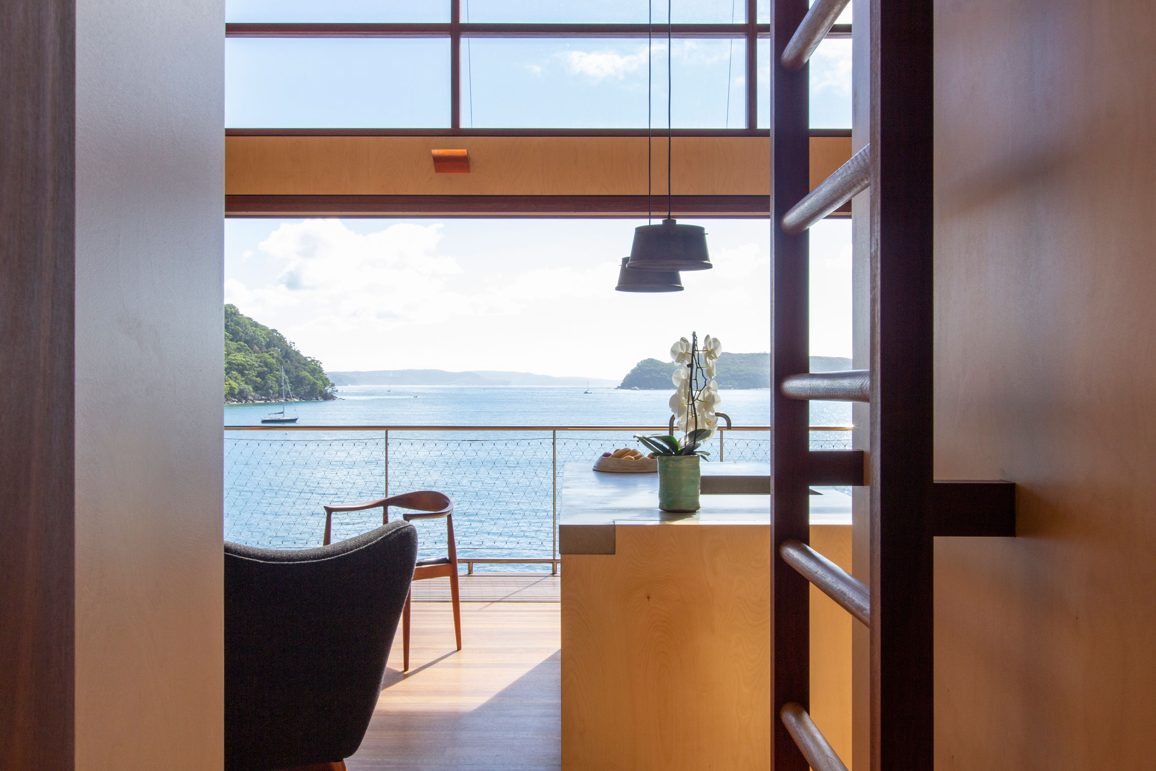 Hart House Was Concieved From The Ideals Of The Typical Australian Beach Shack, Notably And Nostalgically A One Bedroom Shack Type Structure