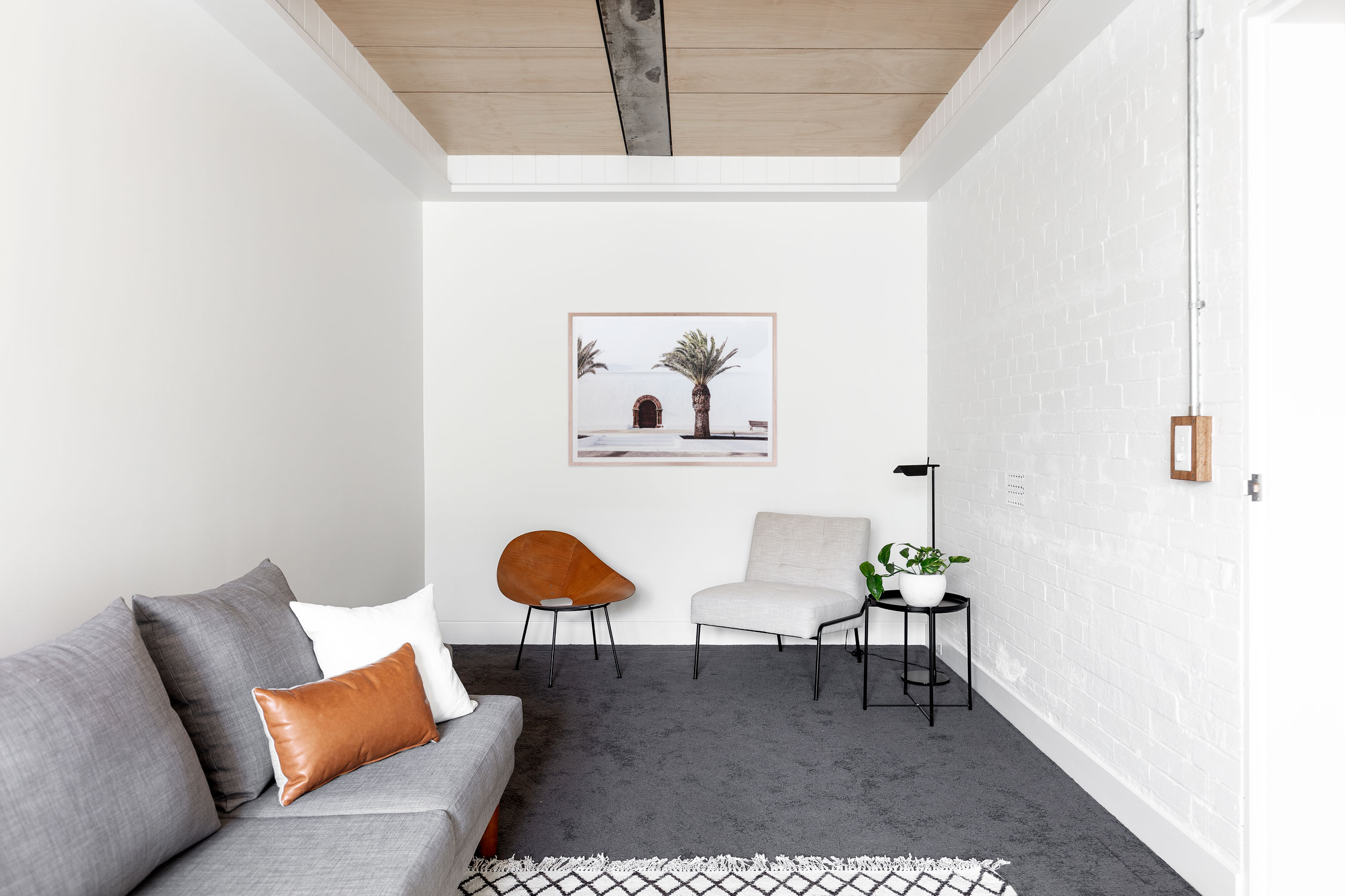 """""""the Project Is A Counterpoint To The Warehouse; A White Box,"""" Says David Welsh."""