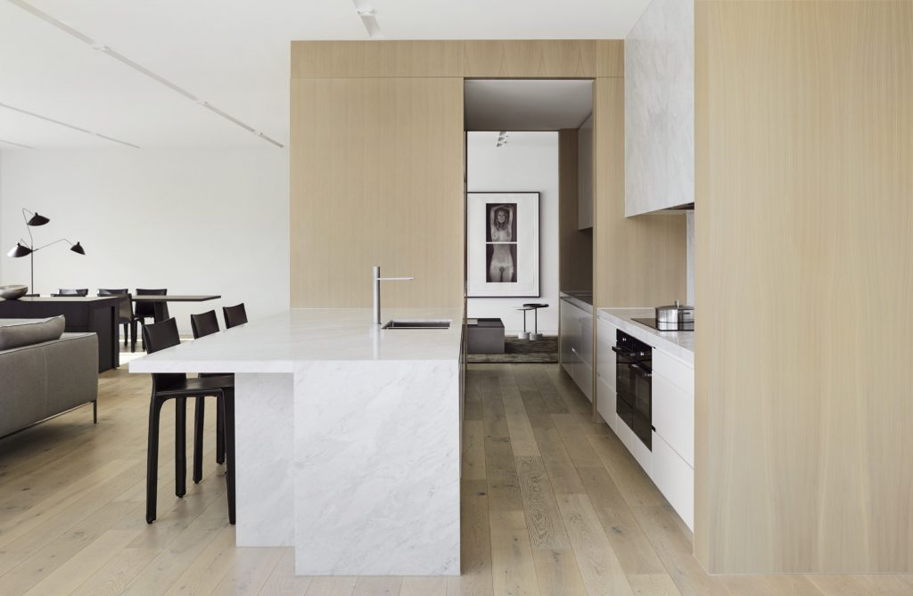 The Linearity Of Form And Simplicity Of Materiality Contribute To A Confident Yet Understated Contemporary Aesthetic While Responding T