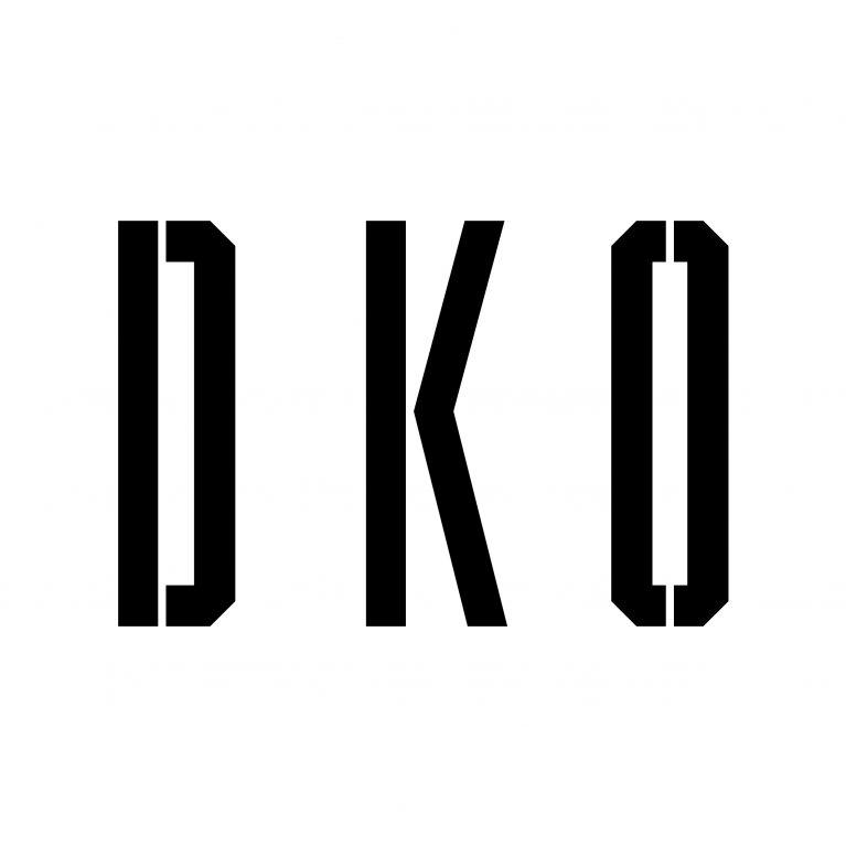 Dko Logo Black