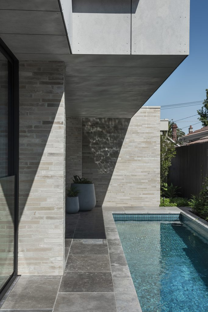 Extended Internally, The Subtle And Modest Use Of Materiality Is Continued.