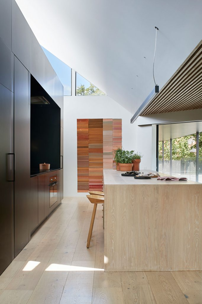 Equally As Necessary To The Brief Was An Increased Connection To The Landscape, And An Invitation Of Natural Light And Ventilation.