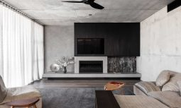 A Luxurious Concrete Cave, Tempered With Natural Timber Finishes And Primed For Premium Culinary Hero Image 2