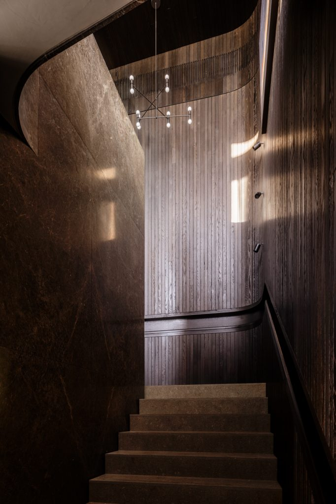 Tidal Arc Is The Brainchild Of The Well Versed Design Pairing Of Woods Bagot, Hecker Guthrie And Simone Haag.