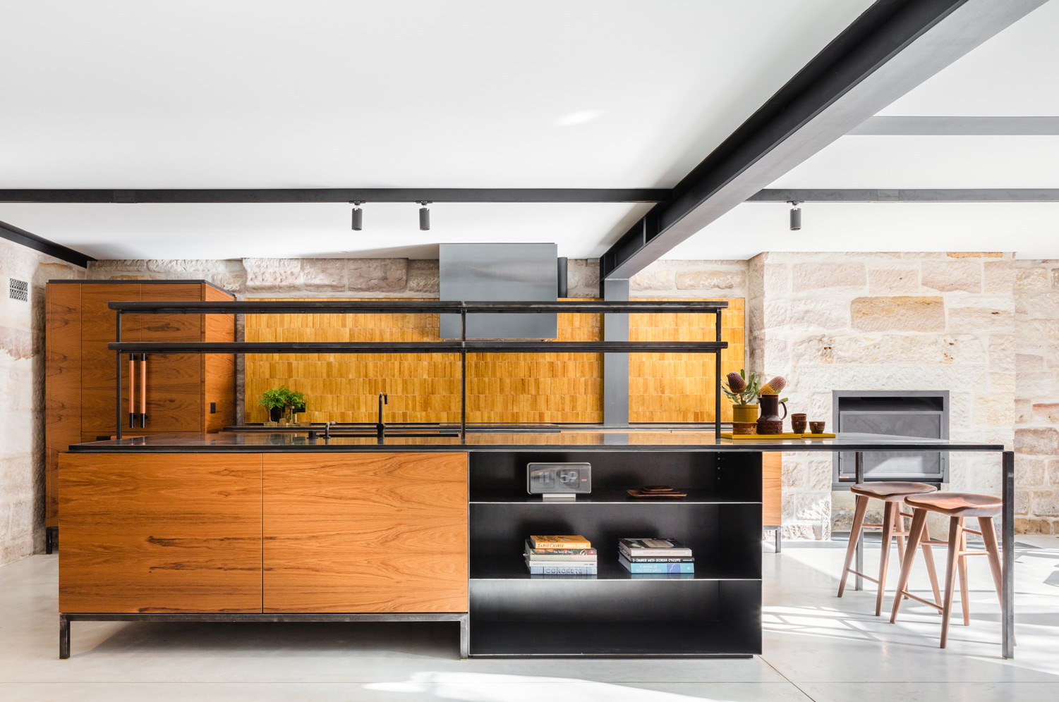 In The Paddington House, The Architects Appreciated The Flexibility Of The Fisher & Paykel Cooldrawer's Functionality In A Fami