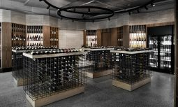 Reflecting Both The Natural Product And Sustainable Ethos Behind The Outlet, Act Of Wine Looks To Terroir As The Source Of Design Inspiration (and O