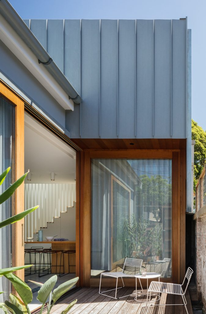 Council Requirements Necessitated A Commitment To Retain The Existing Two Front Bedrooms And The Continuation Of The Gabled Roofline, Leaving Roo