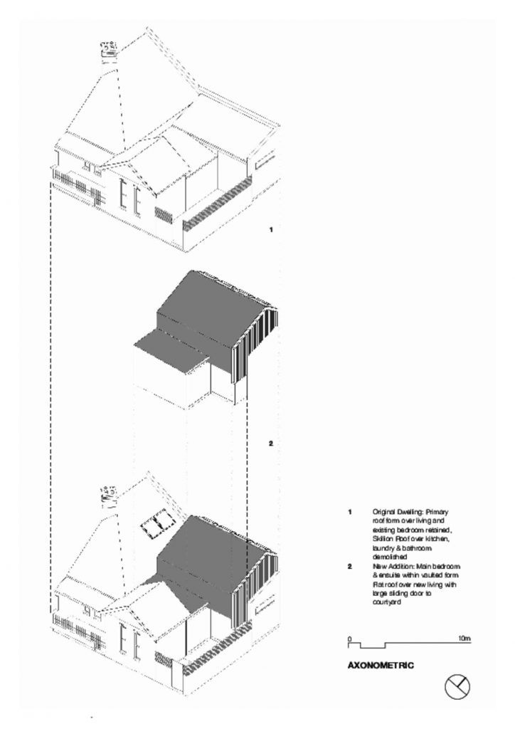 In First Response To This, And As A Reflection Of How The Residential Typology Has Shifted Since The Original Build, All Emphasis Was Placed On B