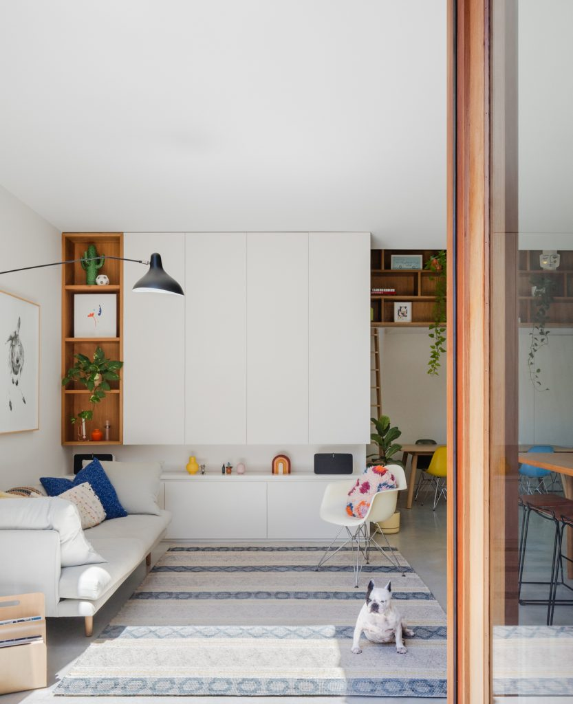 Machiya House Sees A Japanese Influence The Fusion Of Old And New Within An Existing Townhouse In Balmain, Sydney