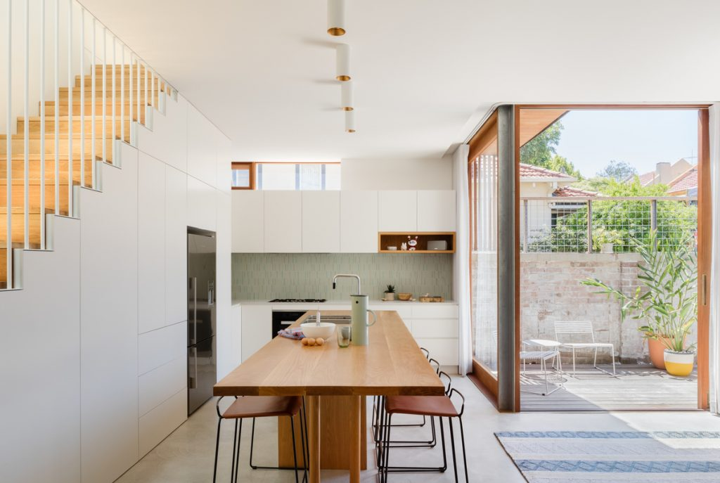 Set In Heritage Rich Balmain, Sydney, Downie North's Machiya House Respectfully Takes Lessons From Its Japanese Influences, Instilling Privacy, C
