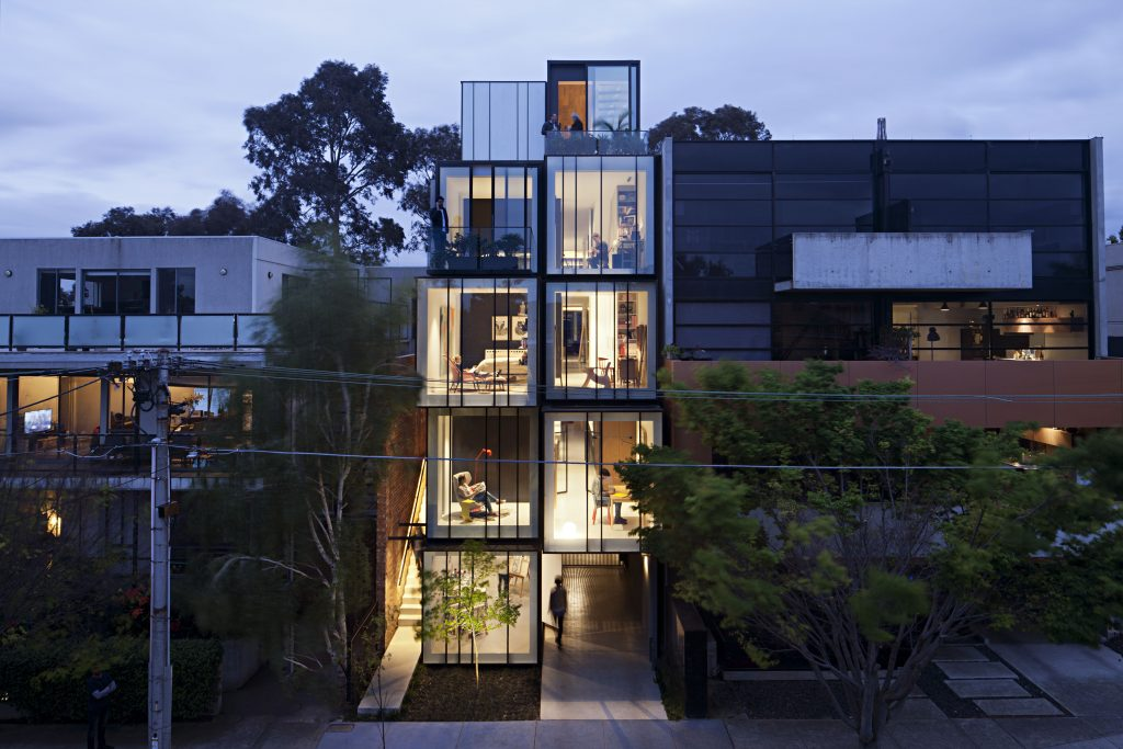 The Beauty Of Mixeduse House Is That The Design Does Not Stop There