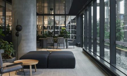 In A Long Term Collaboration Between Design And Engineering, Hassell Partnered With Arup To Create A Workplace That Invites People Back, Resonates With