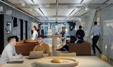 Arup's New Sydney Office A Place For Exchanging Knowledge And Ideas