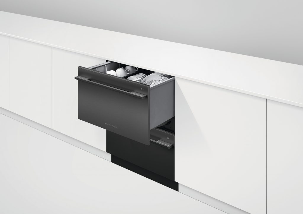 The Dishdrawer Exemplifies A Similarly High Level Of Functionality, With The Double Drawers Able To Be Used Together On