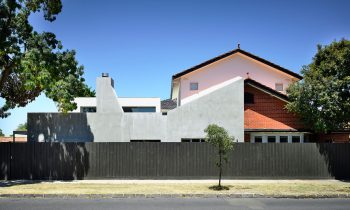 Tasked With Transforming An Existing 1980s Extension To An Original Post War Bungalow Into A Contemporary Home