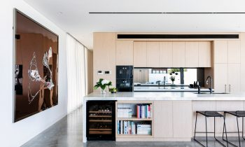 Mark Shapiro Architects Approached The Materiality And Transition Between Interior And Exterior With A Focus On Solidity And F