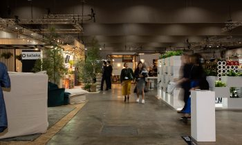 Interior Designers And Design Lovers Through The Doors Of The Melbourne Exhibition And Convention Centre