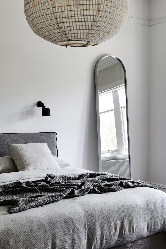 Wellard Architects Downshire Residence Tondo Mirror Marketplace