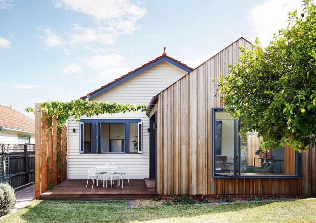 Coburg House By Lisa Breeze Architect Classic Californian Bungalow