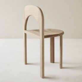 The Odie Chair Combines Expressive Elements Of Art With Smart Engineering