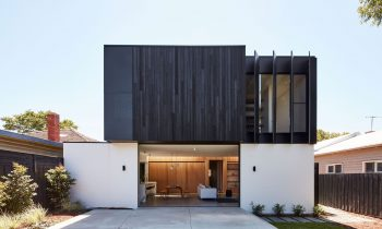 Northcote Residence Is The Result Of A Major Alterations And Additions Project To An Existing Californian Bungalow And Its Ill F