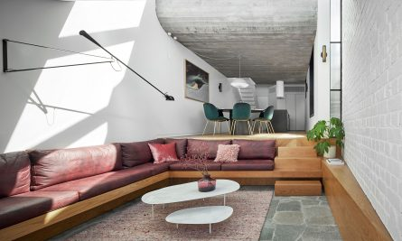 Tlp Fitzroy Terrace House Taylor Knights Architects 26