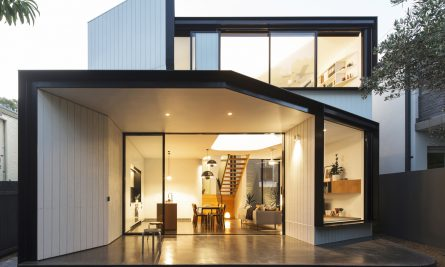 Project Feature Unfurled House Christopher Polly Architect Petersham, Nsw Australia – Supporting Local Australian Design & Architecture – The Local Project (26)