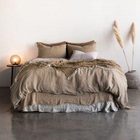 Hale Mercantile Co. Linen Bedroom Carmel Bed
