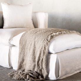 Brugh Linen Armchair