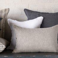 Hale Mercantile Co. Basix Stripe Cushion