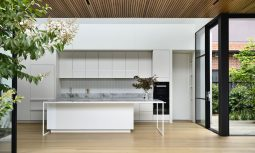 Pared Back Architectural Approach Malvern East House Tom Robertson Architects Melbourne Vic Australia Image 15