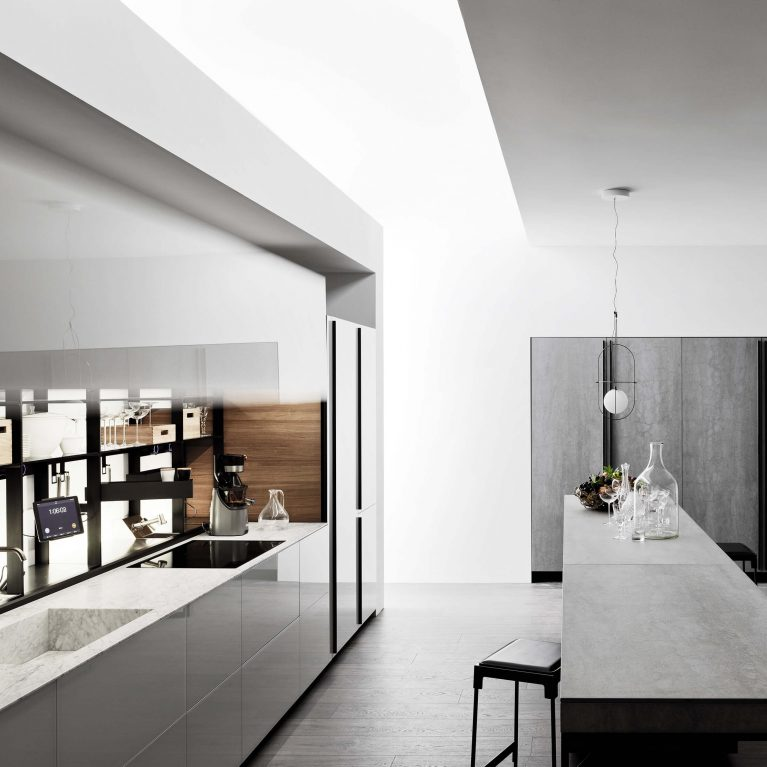 The Rogerseller Series Valcucine's New Logica Celata Kitchen Image 04