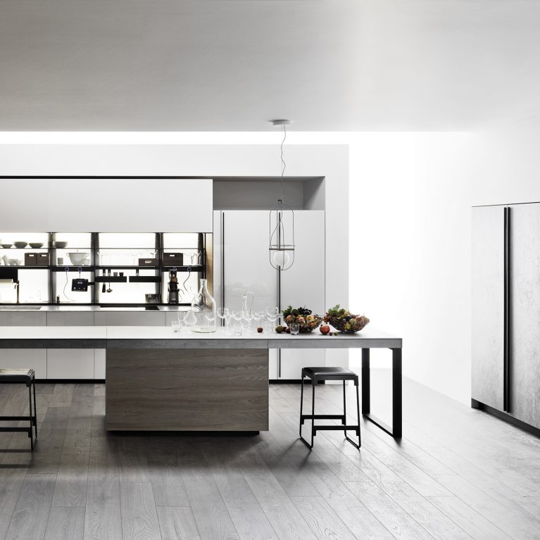 The Rogerseller Series Valcucine's New Logica Celata Kitchen Image 05