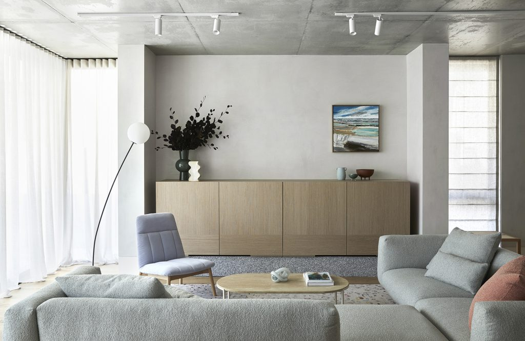 Adela Apartments By Jost Architects Docker St Elwood Vic Australia Image 08