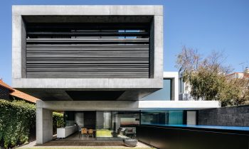 A Bold Response Strong Arm House By Mck Architects Middle Park Vic Australia Image 40