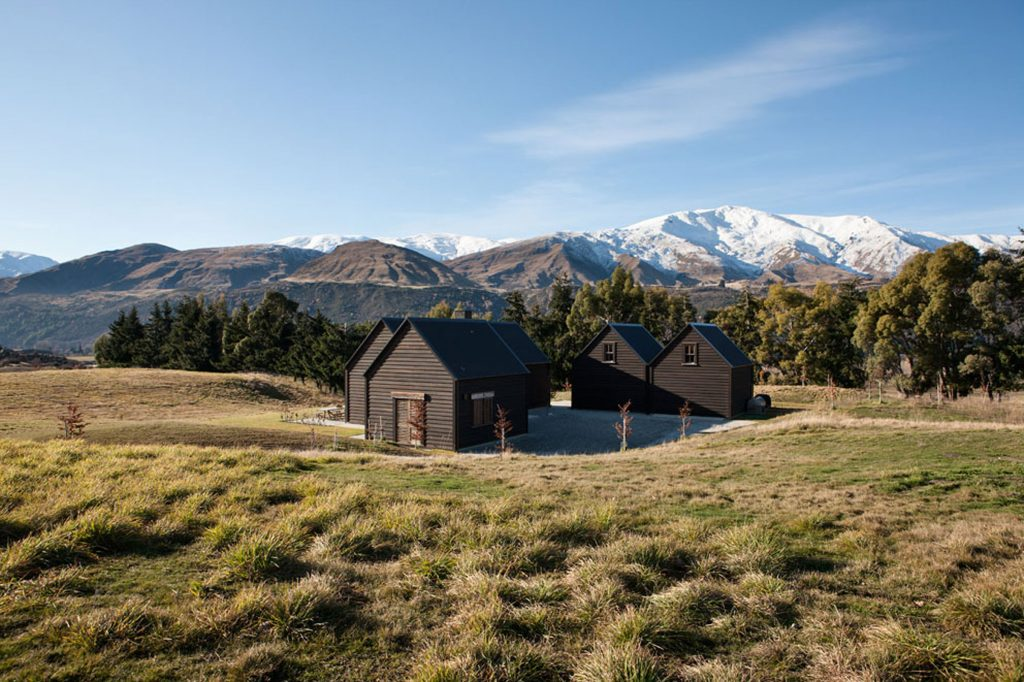 An Alpine Retreat Country Residence By Bureaux Ltd Lake Hayes Nz Image 14