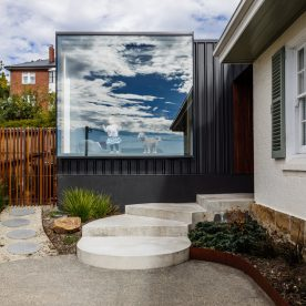 Sandy Bay Extension By Matt Williams Architects