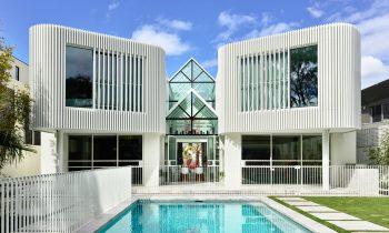 1980s Modernism Reinvigorated Back To The Future House By Doherty Design Studio Malvern Vic Australia Image 05